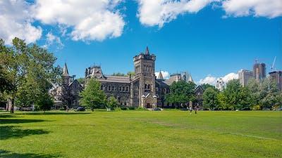 The University of Toronto (Hyperlapse)