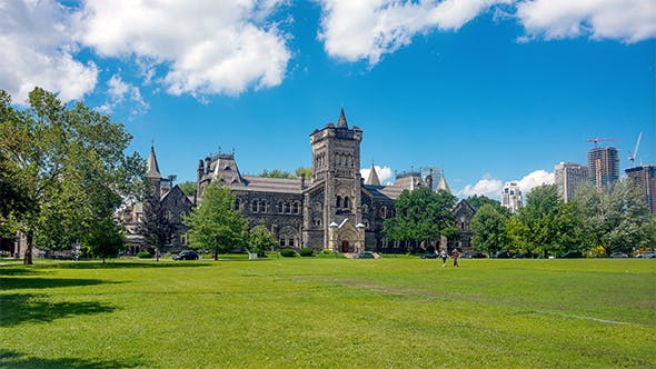 Cover Image for The University of Toronto (Hyperlapse)