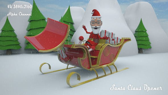 Thumbnail for Santa Claus Opener