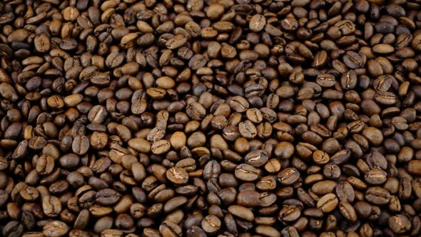 Thumbnail for Roasted Coffee Beans Background
