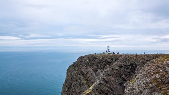 Cover Image for North Cape (Nordkapp) in Northern Norway