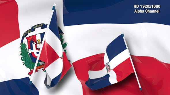 Thumbnail for Flag Transition - Dominican Republic