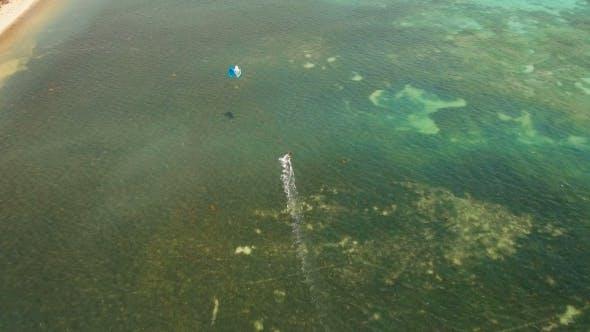 Thumbnail for Kitesurfing on Island Boracay and Bulabog Boracay Island Philippines