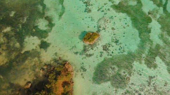 Thumbnail for Luftbild Schöne tropische Insel. Boracay Island Philippinen