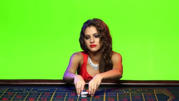 Thumbnail for Girl Decides To Put All Chips in Casino, but Loses