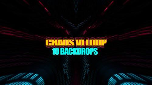 Chaos Vj Loop V.1
