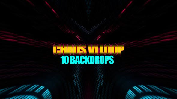 Thumbnail for Chaos Vj Loop V.1