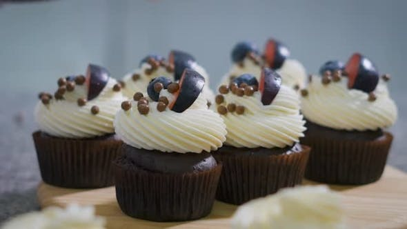 Thumbnail for Chocolate Cupcakes