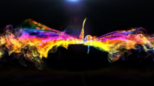 Flying Birds Logo Reveal