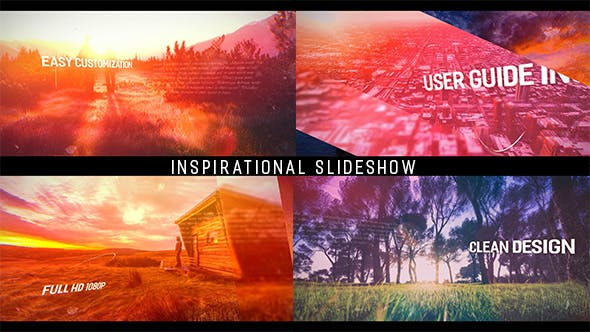 Thumbnail for Inspirational Parallax Slideshow
