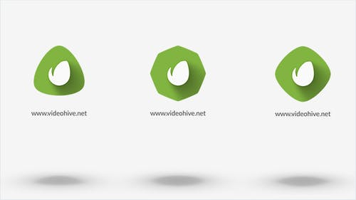 Minimalist Logo Animations