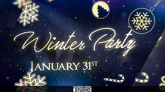 Thumbnail for Winter After Party