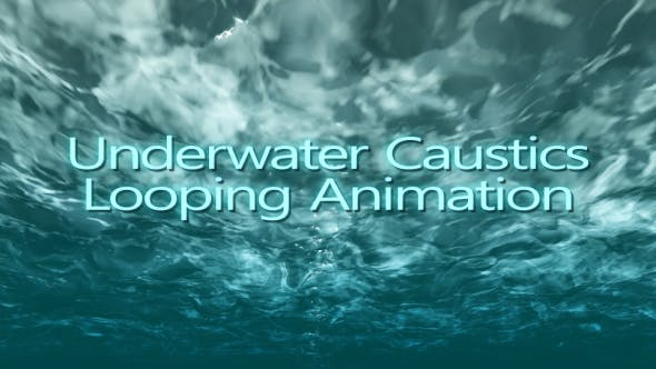 Thumbnail for Underwater Caustics Looping