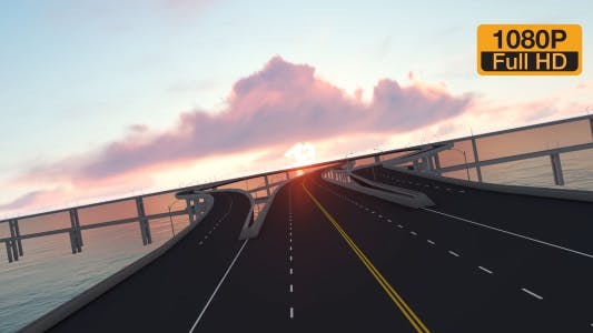 Thumbnail for Sunset Bridge viaduct