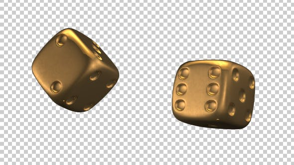 Thumbnail for Gold Dice