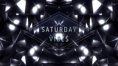 Saturday Vibes