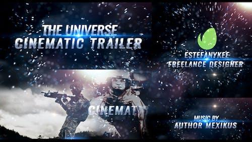 The Universe Cinematic Trailer