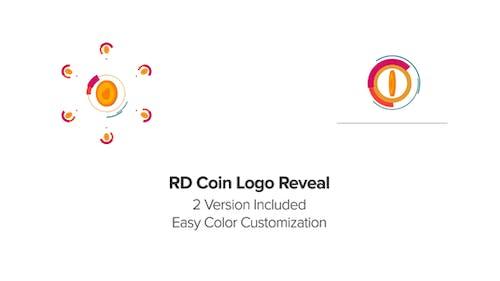 RD Coin Logo Reveal