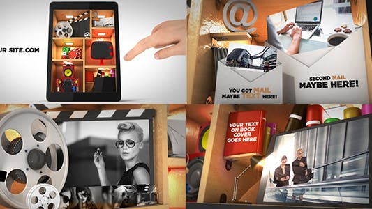 Thumbnail for Dispositivo multimedia modular
