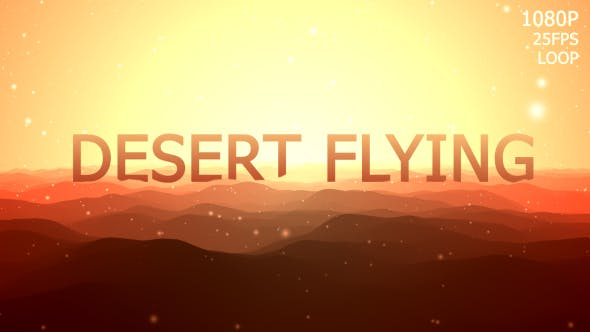 Thumbnail for Desert Flying