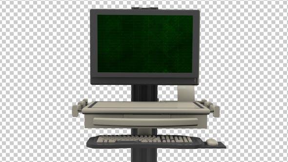 Medical Check Up Machine