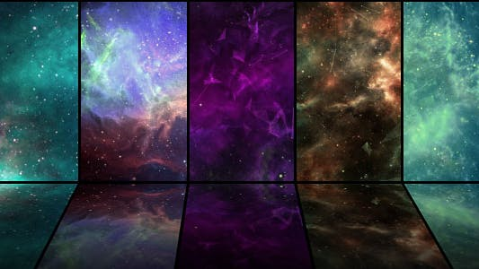 Thumbnail for Space Nebulae Pack
