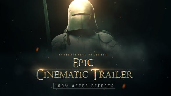 Thumbnail for Epic Cinematic Trailer