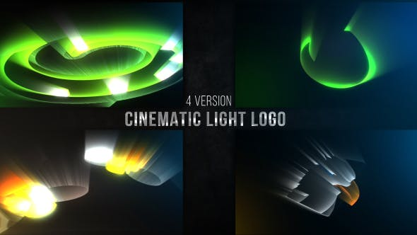Thumbnail for Cinematic Light Logo