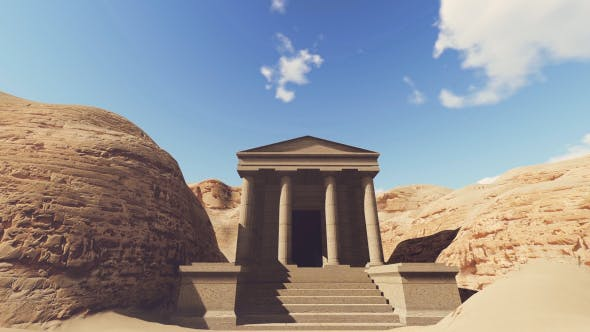 Thumbnail for Greek Temple