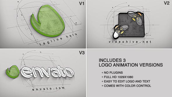Download Logo Stings Video Templates - Envato Elements