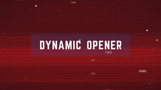 Thumbnail for Epic Demo Reel l Dynamic Opener