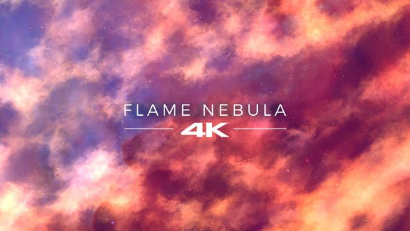 Thumbnail for Flame Nebula In Motion