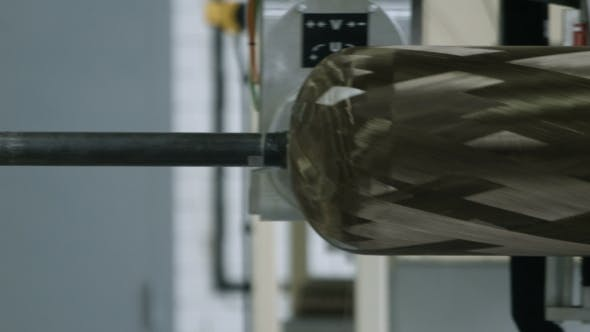 Thumbnail for Making of Carbon Fiber at the Plant