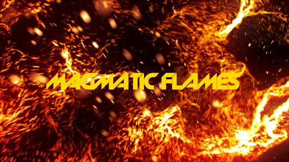 Cover Image for Magmatic Flames - 03