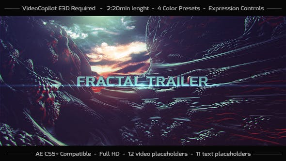 Thumbnail for Fractal Trailer
