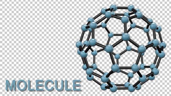 Thumbnail for Bucky Ball Molecule