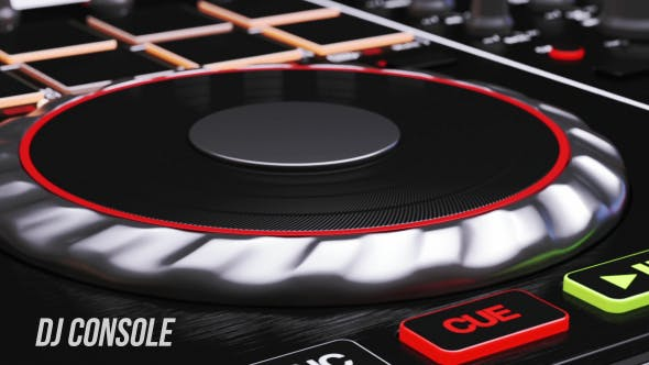 Thumbnail for Dj Console