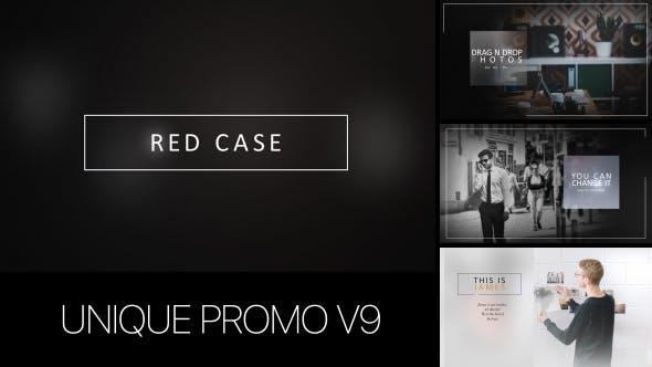 Thumbnail for Unique Promo v9 | Corporate Presentation