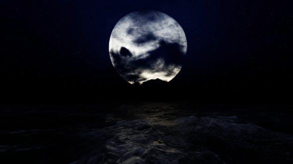 Thumbnail for Ocean Big Moon