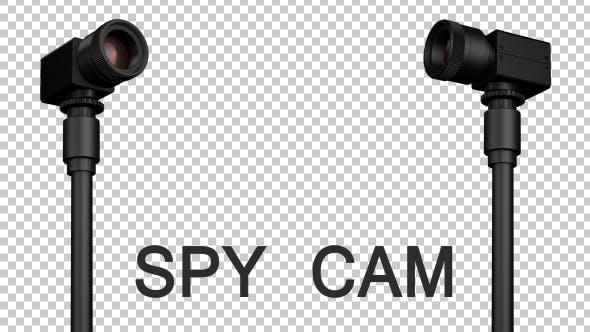 Thumbnail for Black Spy Camera