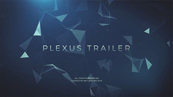 Thumbnail for Plexus l Trailer Titles