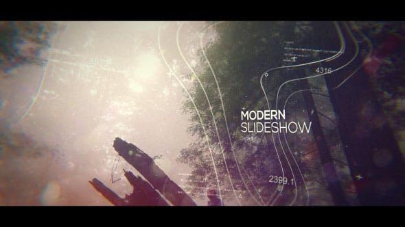 Thumbnail for Digital Flow Diaporama moderne