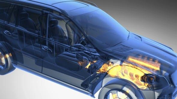 Thumbnail for Transparent Car