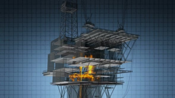 Thumbnail for Oil and Gas Central Processing Platform