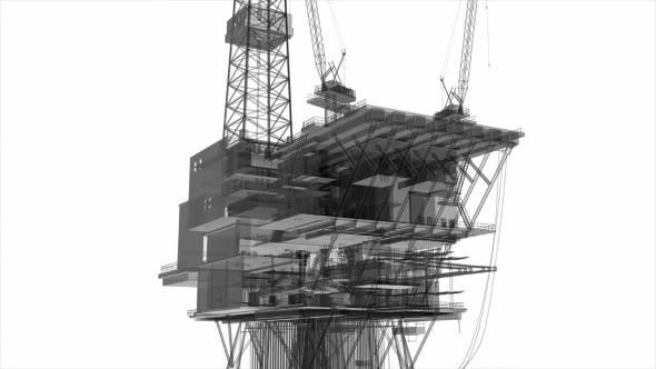 Thumbnail for Oil and Gas CentralPprocessing Platform