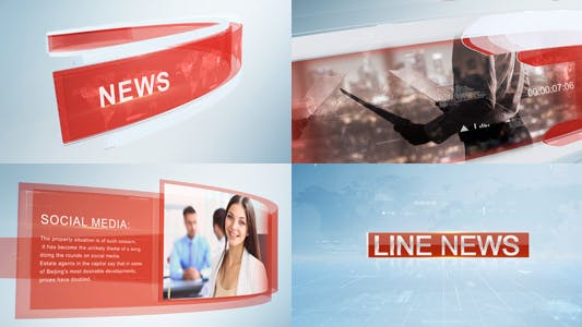 Thumbnail for Line News 2