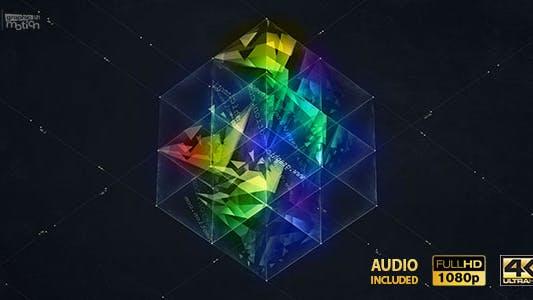 Thumbnail for Revelar el Logo cubo mágico 3D