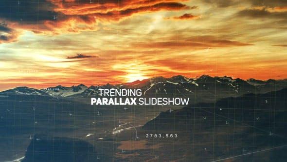 Inspiring Parallax Slideshow