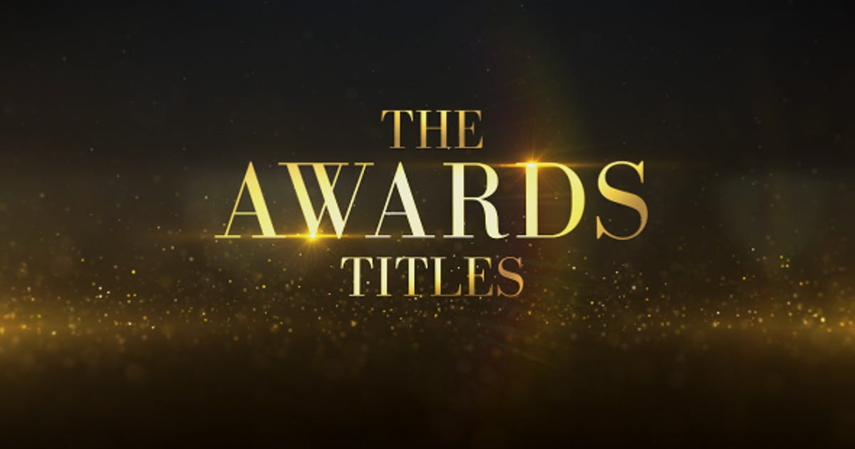 Awards Titles