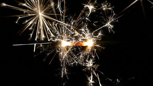Double Holiday Sparkler